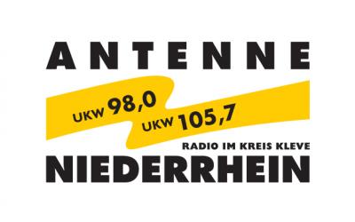 Zu Gast bei Antenne Niederrhein
